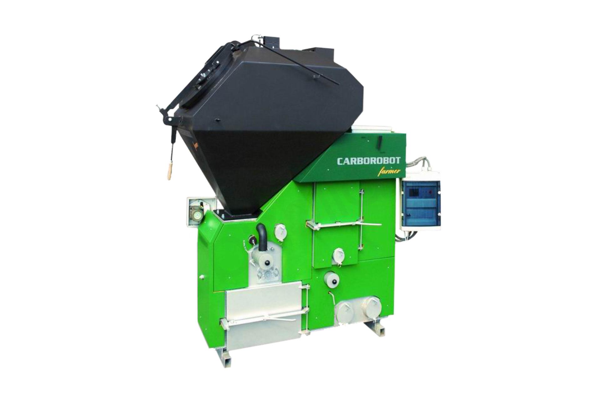 Carborobot Biomass